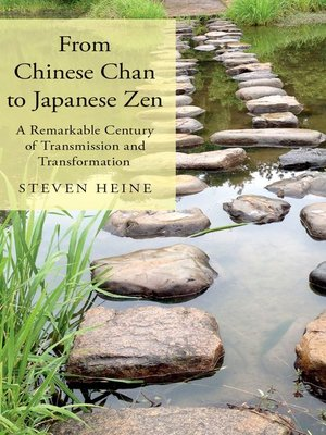cover image of From Chinese Chan to Japanese Zen