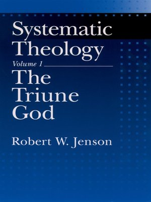 cover image of Systematic Theology