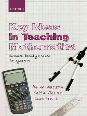 cover image of Key Ideas in Teaching Mathematics