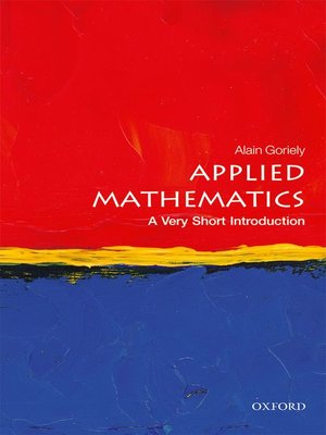 cover image of Applied Mathematics