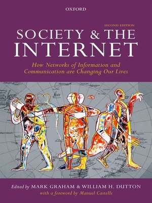cover image of Society and the Internet