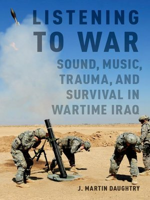 cover image of Listening to War