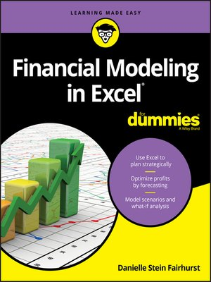 cover image of Financial Modeling in Excel For Dummies