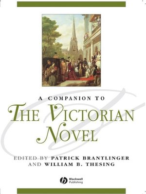 cover image of A Companion to the Victorian Novel