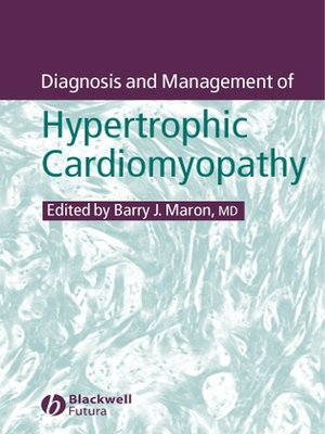 cover image of Diagnosis and Management of Hypertrophic Cardiomyopathy