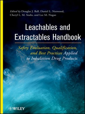 cover image of Leachables and Extractables Handbook