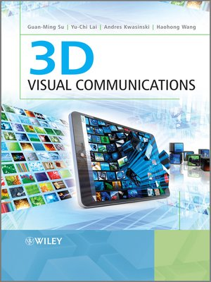cover image of 3D Visual Communications