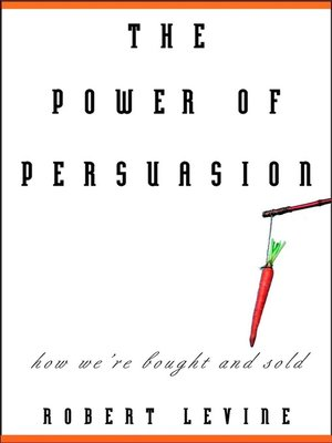 cover image of The Power of Persuasion