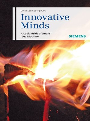 cover image of Innovative Minds