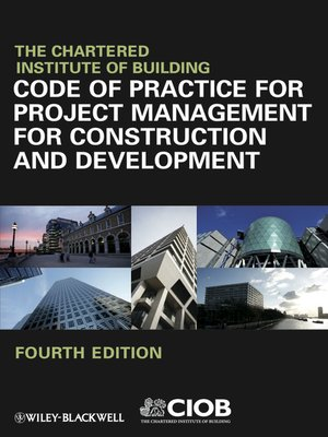 cover image of Code of Practice for Project Management for  Construction and Development