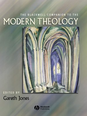 cover image of The Blackwell Companion to Modern Theology