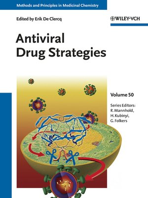 cover image of Antiviral Drug Strategies