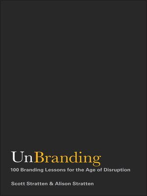 cover image of UnBranding