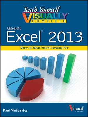 cover image of Teach Yourself VISUALLY Complete Excel