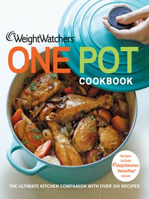 cover image of Weight Watchers One Pot Cookbook