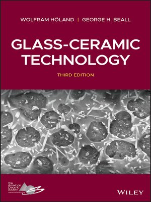 cover image of Glass-Ceramic Technology