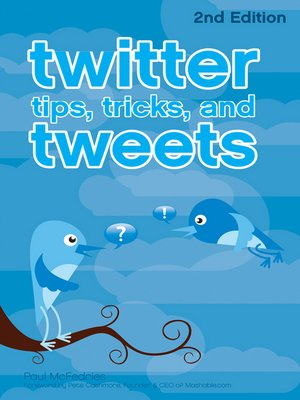 cover image of Twitter Tips, Tricks, and Tweets