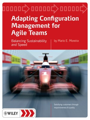 cover image of Adapting Configuration Management for Agile Teams