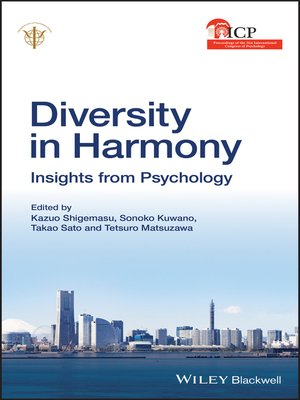 cover image of Diversity in Harmony
