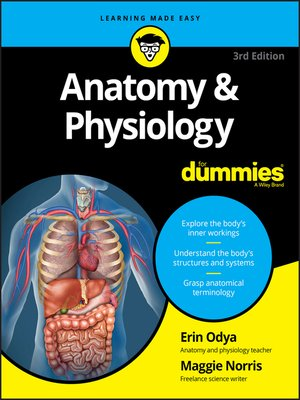 cover image of Anatomy & Physiology For Dummies