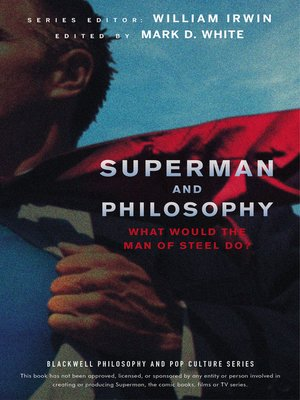 cover image of Superman and Philosophy