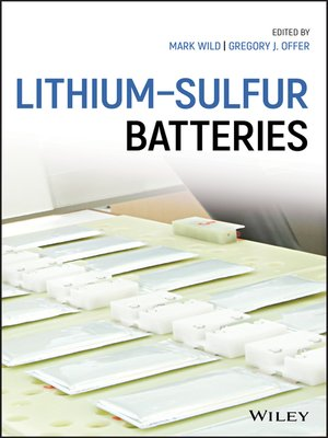 cover image of Lithium-Sulfur Batteries