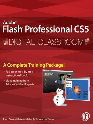 cover image of Flash Professional CS5 Digital Classroom