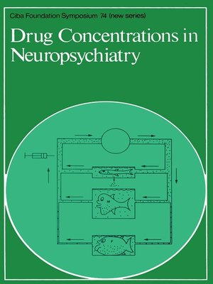 cover image of Drug Concentrations in Neuropsychiatry