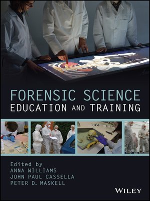 cover image of Forensic Science Education and Training