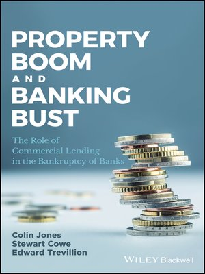 cover image of Property Boom and Banking Bust