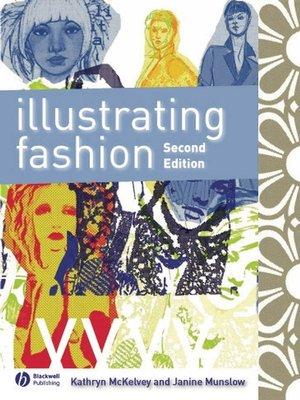 cover image of Illustrating Fashion