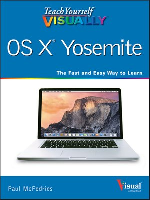 cover image of Teach Yourself VISUALLY OS X Yosemite