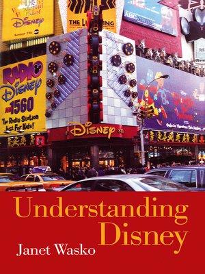 cover image of Understanding Disney