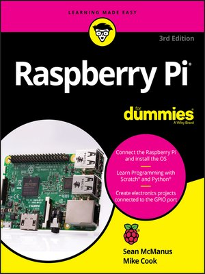 cover image of Raspberry Pi For Dummies