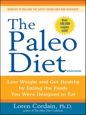 cover image of The Paleo Diet
