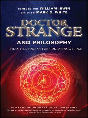 cover image of Doctor Strange and Philosophy