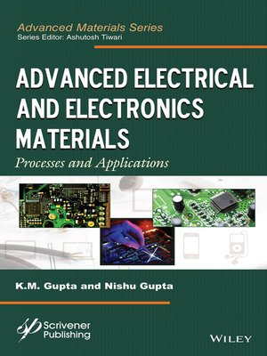 cover image of Advanced Electrical and Electronics Materials