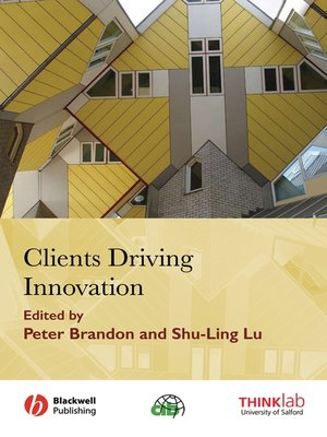 cover image of Clients Driving Innovation