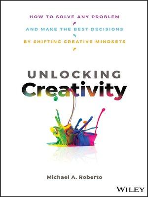 cover image of Unlocking Creativity