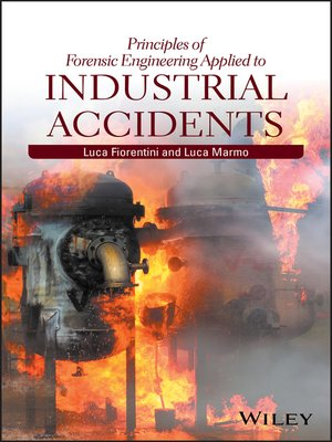 cover image of Principles of Forensic Engineering Applied to Industrial Accidents