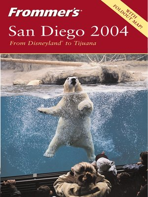 cover image of Frommer's San Diego 2004