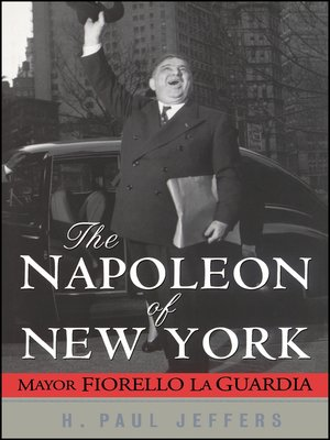 cover image of The Napoleon of New York