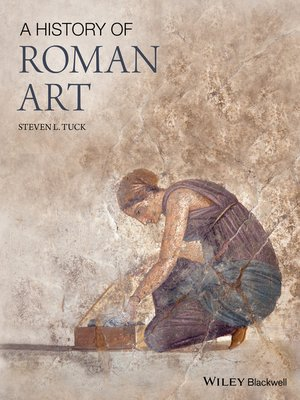cover image of A History of Roman Art