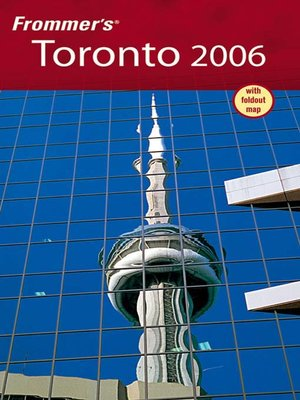 cover image of Frommer's Toronto 2006