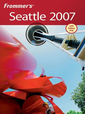 cover image of Frommer's Seattle 2007