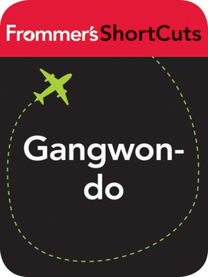 cover image of Gangwon-do, South Korea