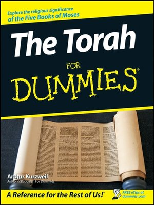cover image of The Torah For Dummies