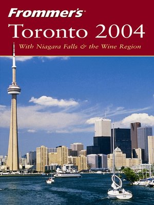 cover image of Frommer's Toronto 2004
