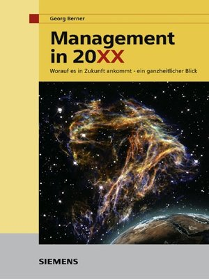 cover image of Management in 20XX