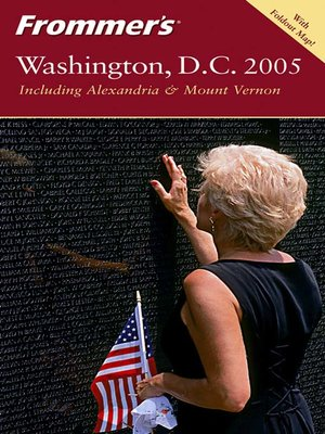 cover image of Frommer's Washington, D.C. 2005